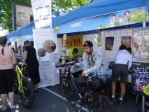 Stand Cadr67 / Les filles à vélo