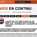 Cuej-Info : La jart'elle réconcilie vélos, jupes et coups de vent