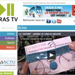 """Stras-TV : """"la jart'elle, pour pédaler en toute sécurité"""""""