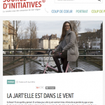 Carola, source d'initiatives, 1er avril 2016