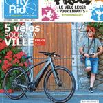 CityRide, octobre-novembre 2016, page de couverture
