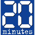 20 minutes - Logo