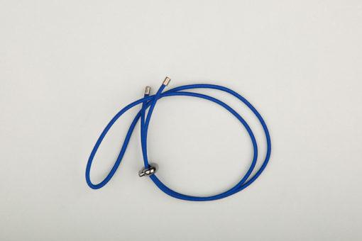 Pantastic simple bleu roi fermeture argentée