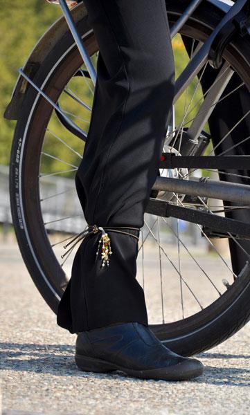 Pantastic perles Les filles à vélo
