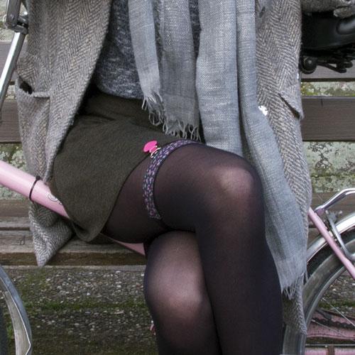 La jart'elle préférée de Charlotte - Les filles à vélo