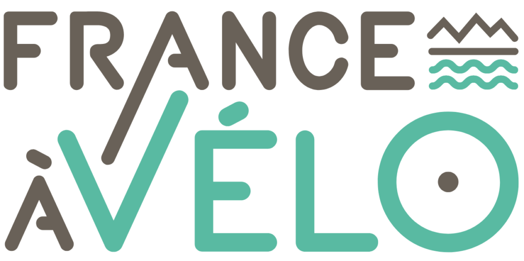 Logo France à vélo
